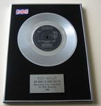 RICK ASTLEY - SHE WANTS TO DANCE WITH ME PLATINUM single presentation DISC